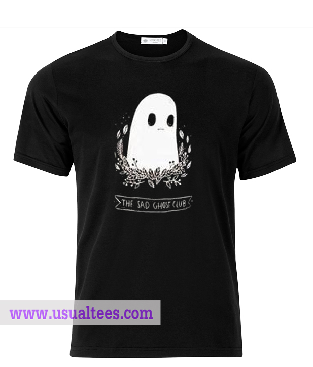 A Sad Ghost Club T Shirt