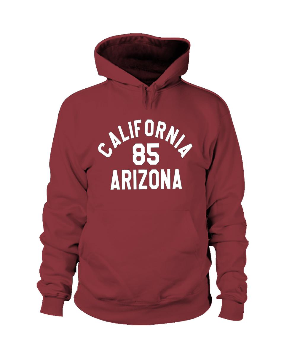 California Arizona Hoodie