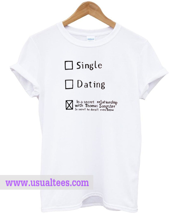Dating TBS t-shirt