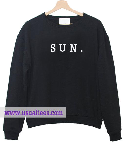 Days Sweatshirt