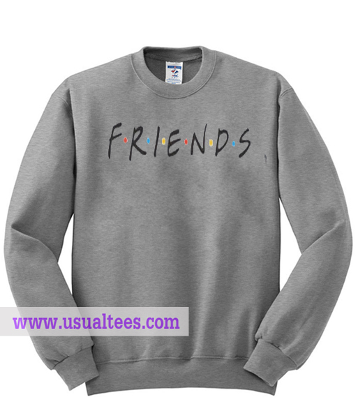 Friends Sweatshirt Pivot Sweater Friends
