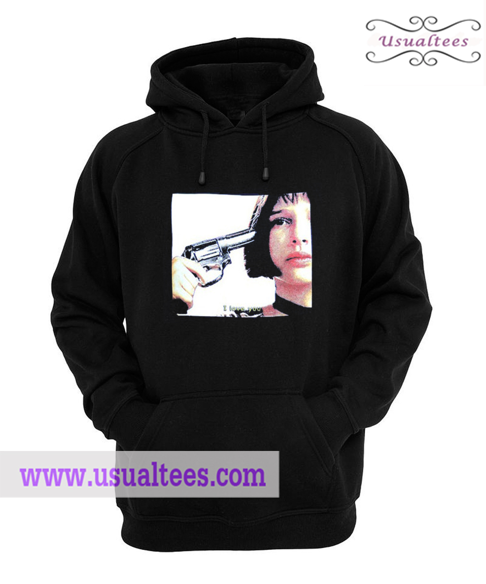 leon professional hoodie