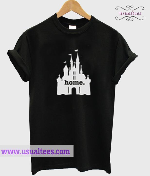 Home Disney Cinderella Castle T Shirt