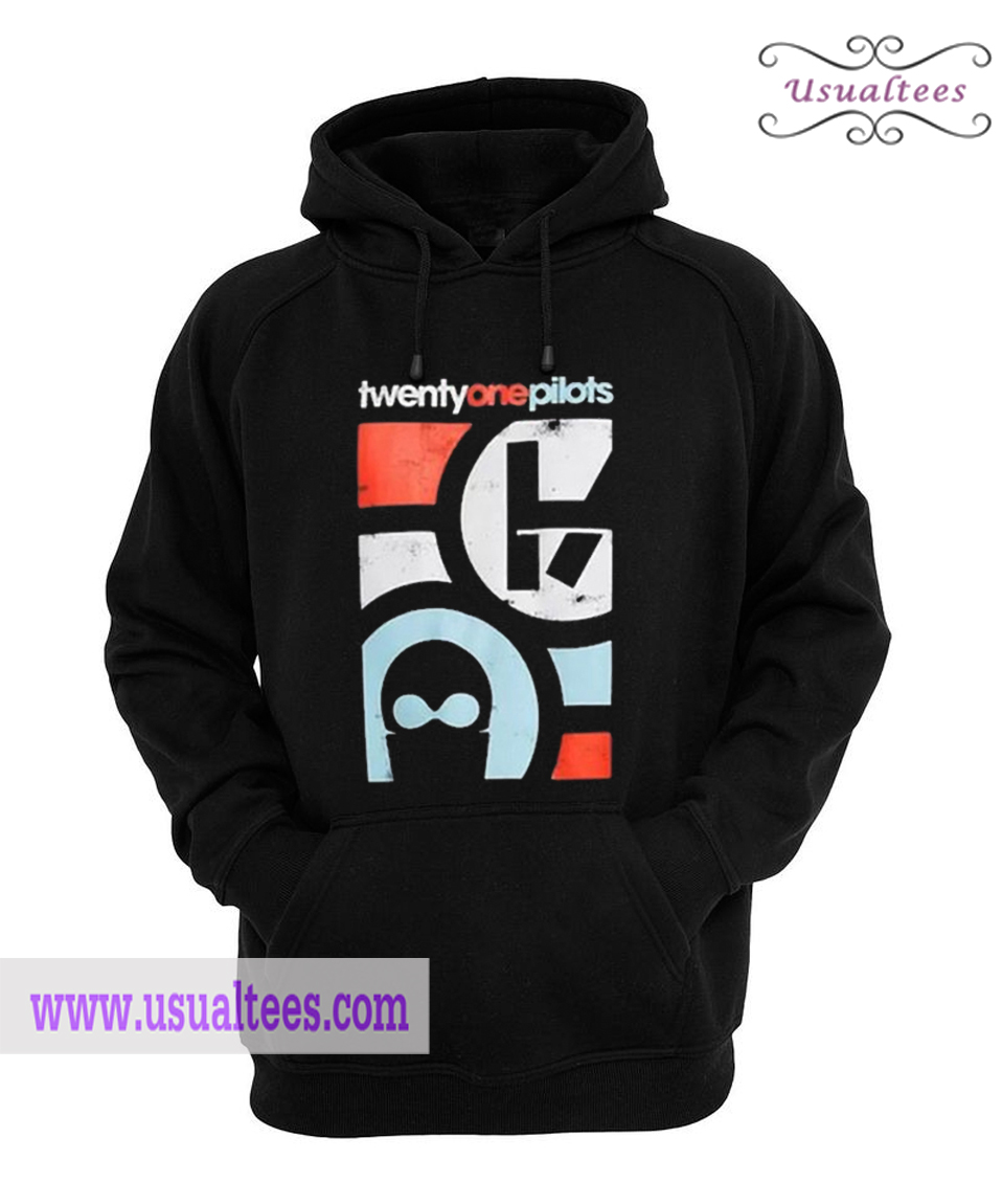 twenty one pilots fans hoodie. Black Bedroom Furniture Sets. Home Design Ideas