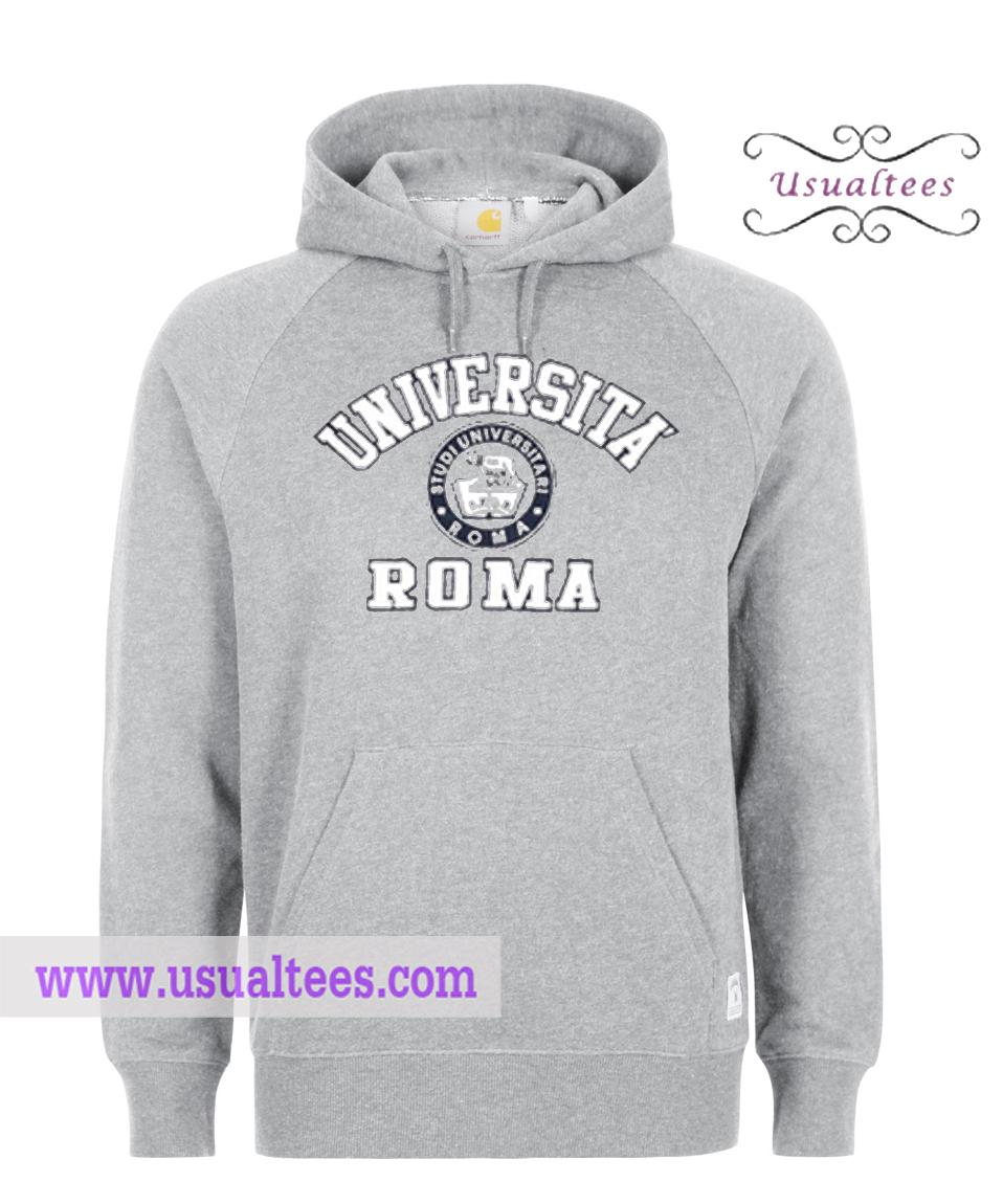 a88168ae0 Sale! Universita Roma Hoodie