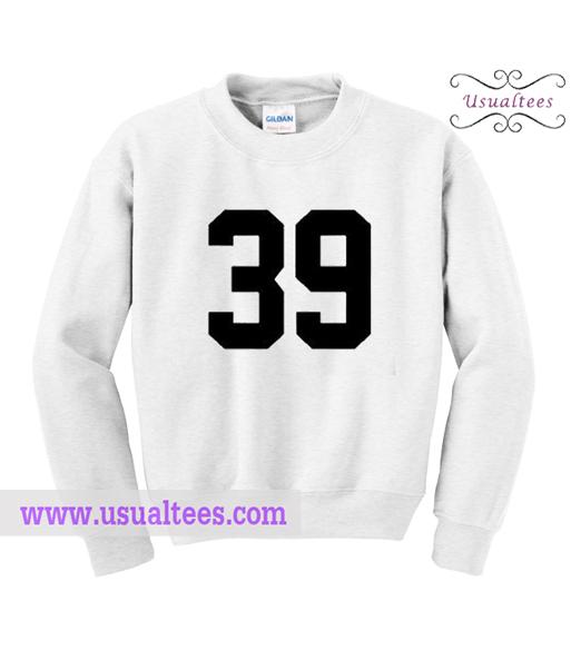 39 sweatshirt