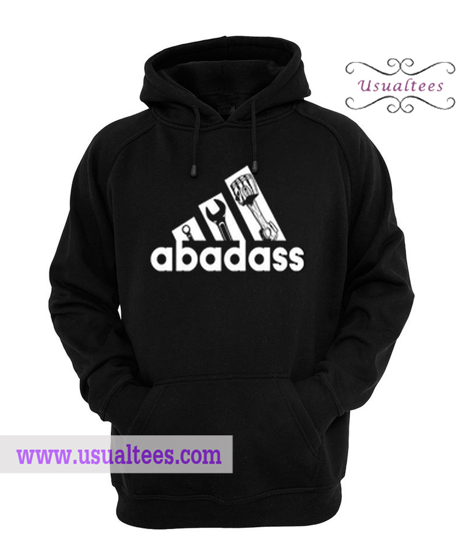 Abadass Style Hoodie