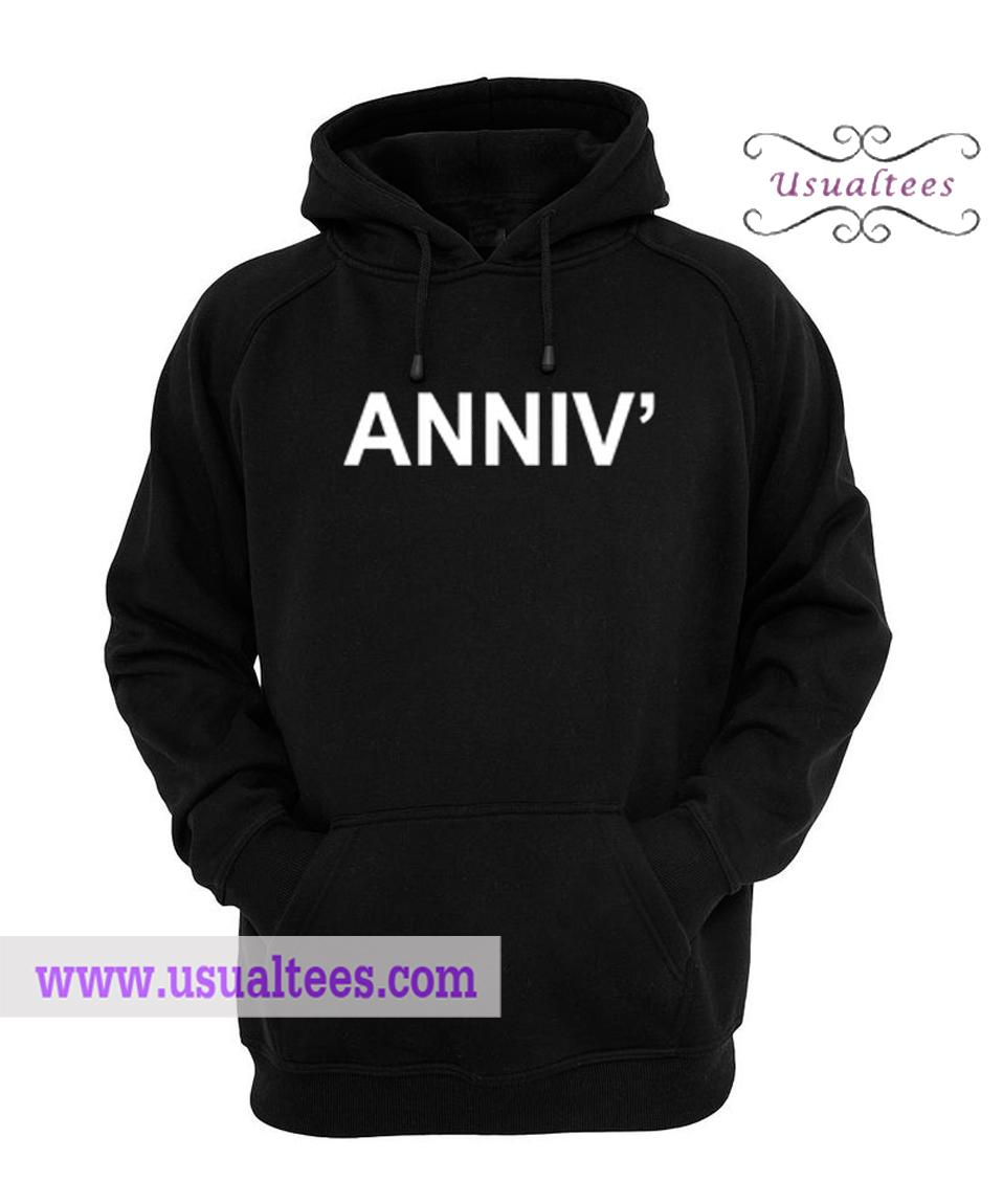 Anniv Hoodie