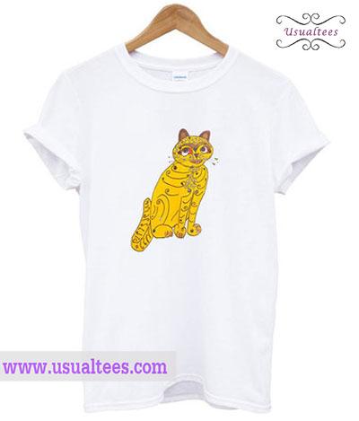 Abba Cat T Shirt