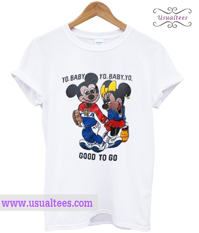 Good To Go Mickey Mouse T-shirt
