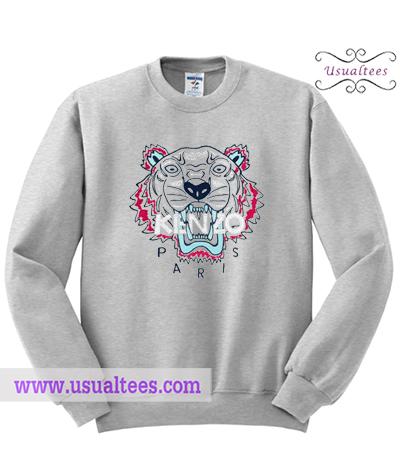 Tiger Kenzo Paris Sweatshirt