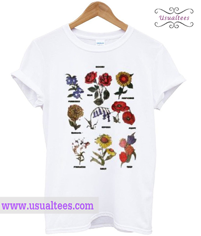 Blooms Graphic T-shirt