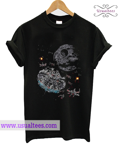Star Wars Epic Battle T-Shirt