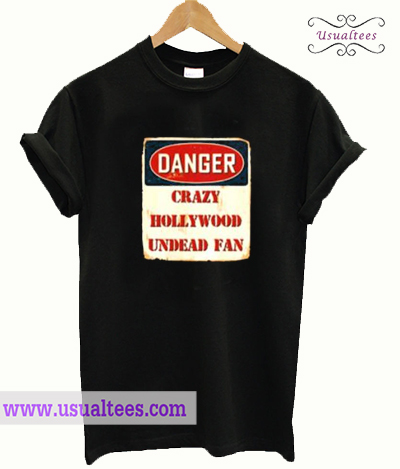 Crazy Hollywood Undead Fan T-shirt